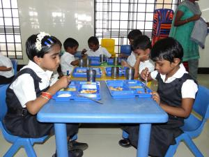 main school visit