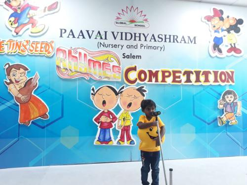 RHYMES COMPETITION (1)