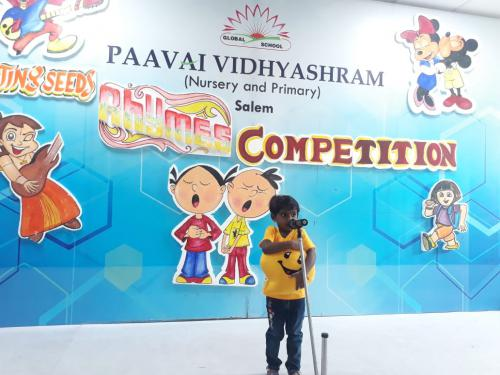RHYMES COMPETITION (2)