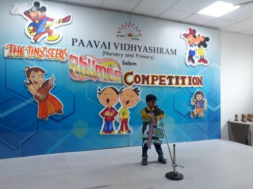 RHYMES COMPETITION (8)
